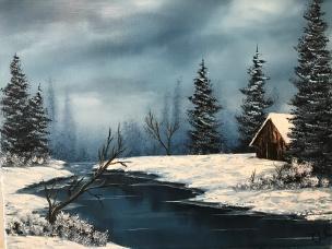 Before The Snowfall 3104