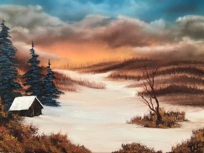 A Warm Winter 2802