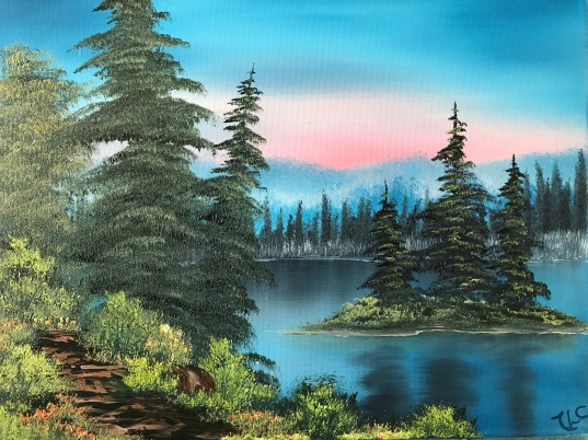 Island In The Wilderness 2901