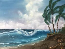 1407 Windy Waves