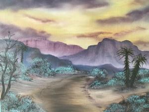 1812 Southwest Serenity