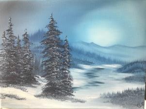 Winter's Grace 2809