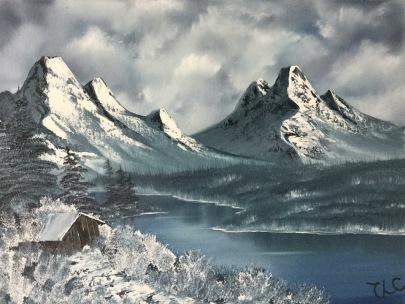 1302 Frozen Solitude