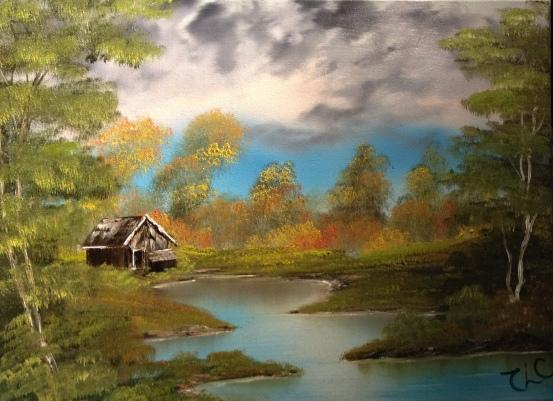 802 Lakeside Cabin