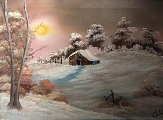 803 Warm Winter Day
