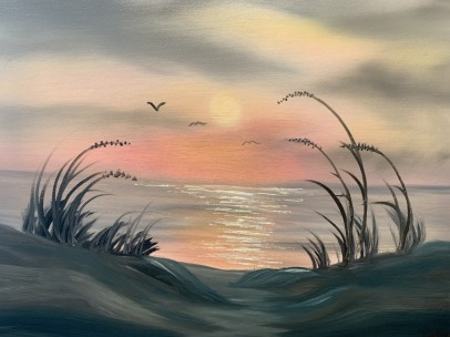 506 Ocean Sunrise