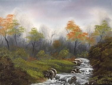1813 Rippling Waters
